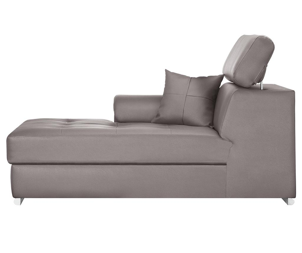 Sezlong living stanga Confidential Taupe