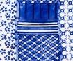 Desertni krožnik Art and Craft Blue
