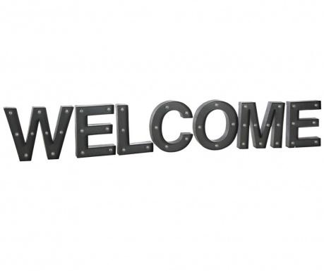 Decoratiune luminoasa Welcome