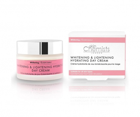 Dnevna hidratantna krema za lice Whitening and Lightning 50 ml