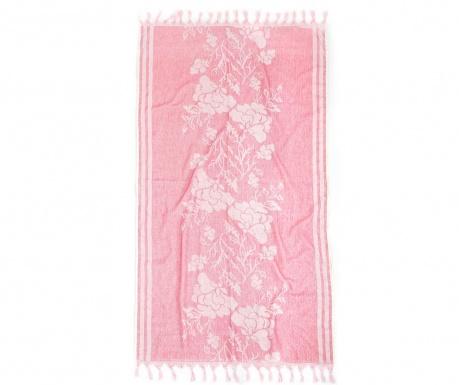 Partenon Pink Pestemal Fürdőszobai törölköző 80x160 cm