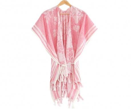 Pončo Partenon Pink 75x77 cm
