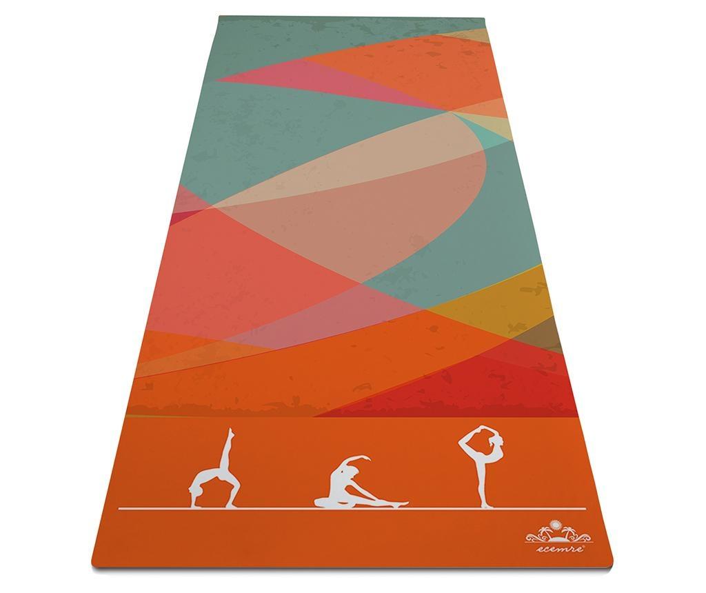 Saltea pentru yoga Boreala 65x185 cm