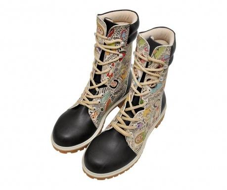 Ženski škornji Doodle