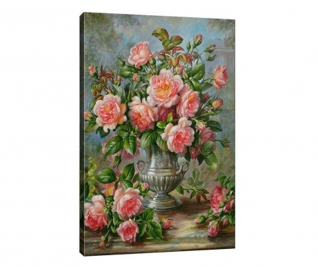 Obraz Fresh Cut Flowers 40x60 cm