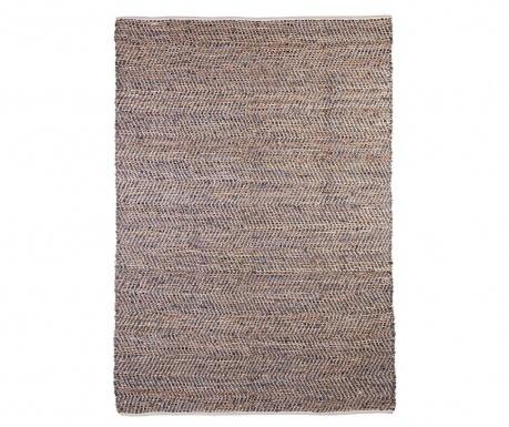 Easy Grigio Rongyszőnyeg 60x120 cm