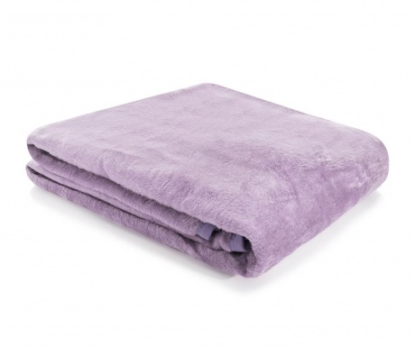 Koc Aldona Light Lilac 180x220 cm