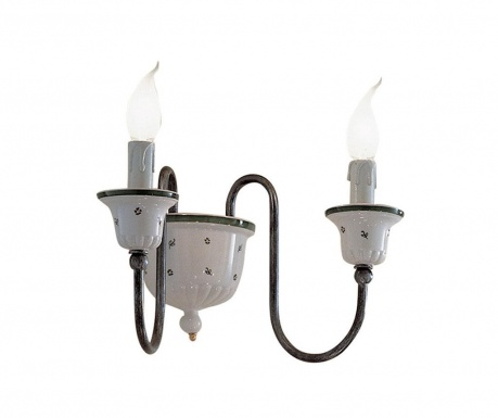 Sanremo Fali lámpa