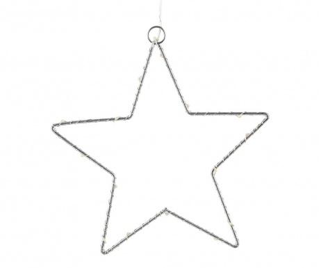 Svjetleći viseći ukras Star