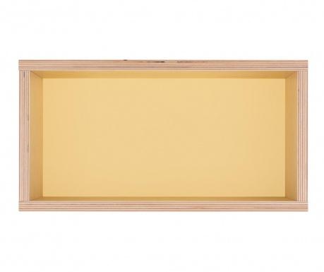 Hendrik Yellow Moduláris polc