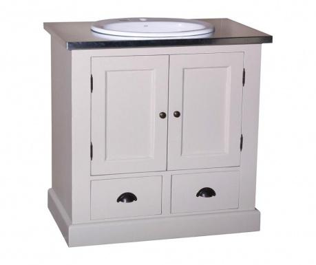 Set - omarica z umivalnikom Small Compact