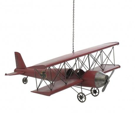 Decoratiune suspendabila Aeroplane Red