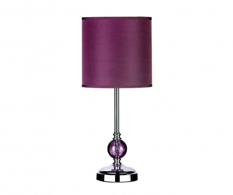 Noční lampa Crackle Purple