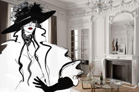 Inspiracija Coco Chanel