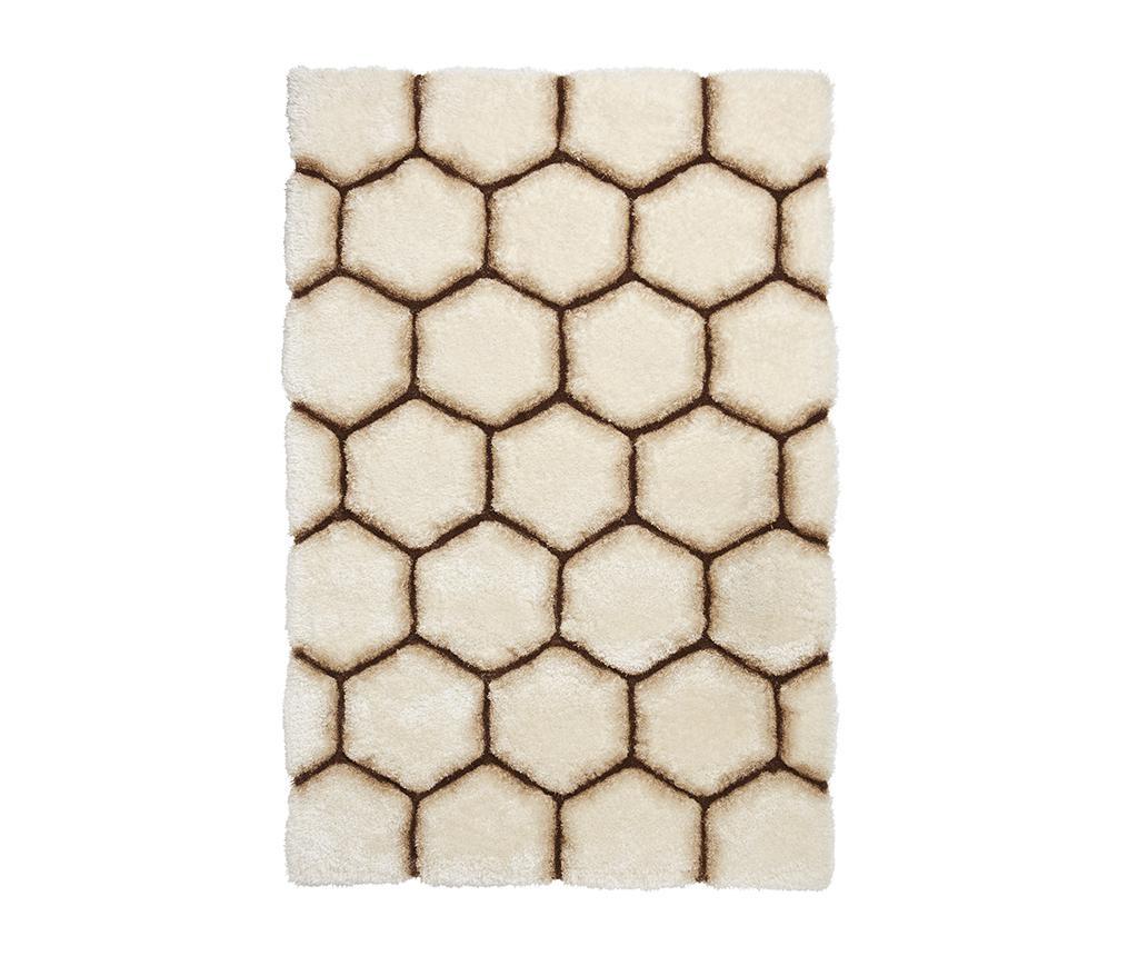 Tepih Noble House Comb Cream Brown 150x230 cm