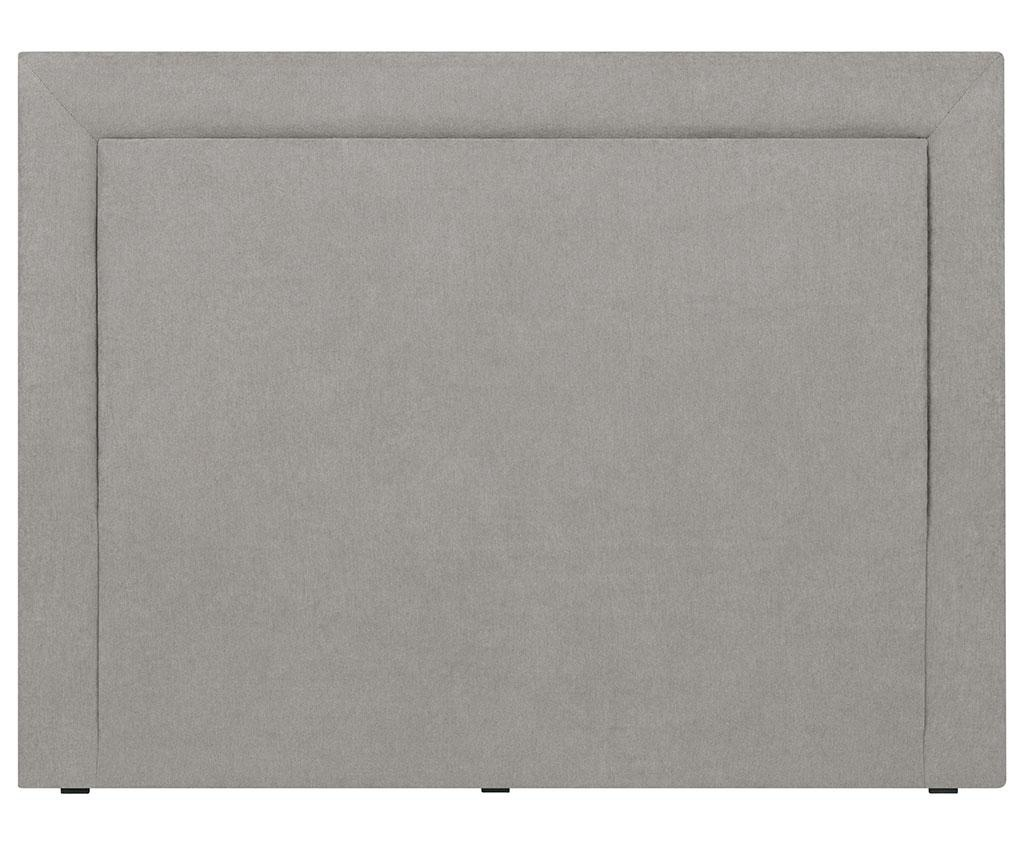 Tablie de pat Ancona Light Grey 120x160 cm