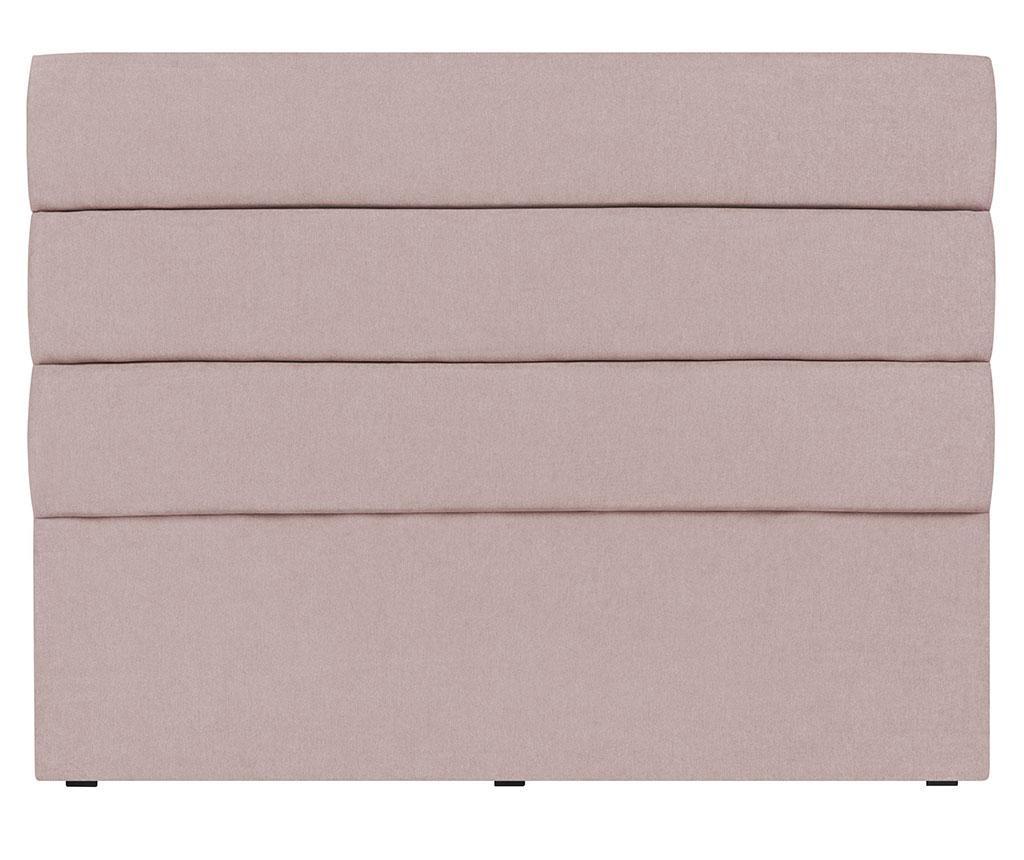 Tablie de pat Pesaro Light Pink 120x160 cm