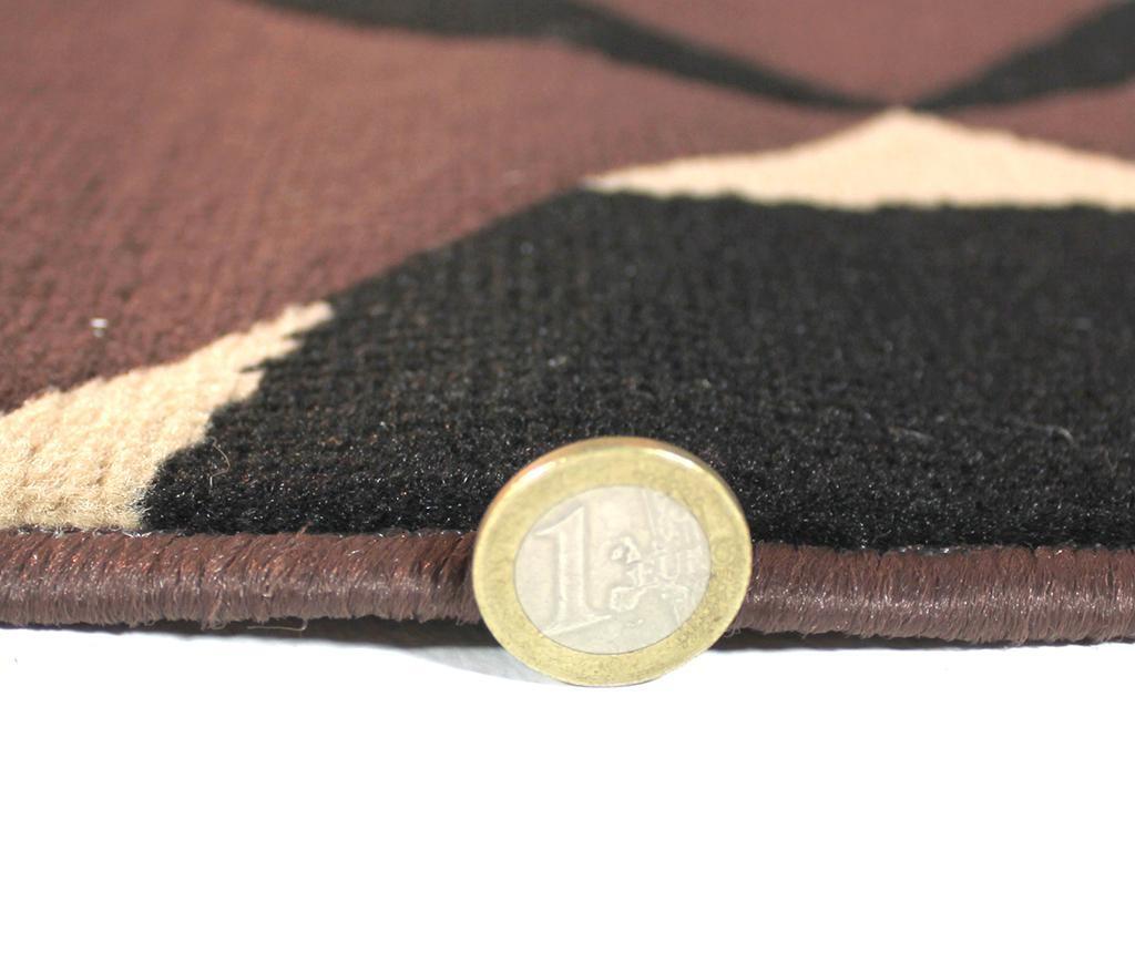 Carnaby Chocolate Szőnyeg 80x150 cm