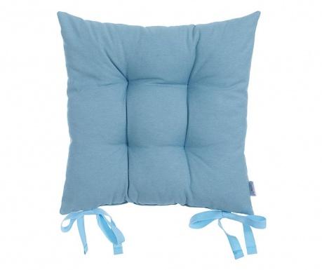 Perna de sezut Pure Deep Blue 37x37 cm