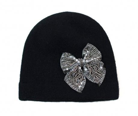 24bf02bce Dámska čiapka Glam Black 55-58 cm