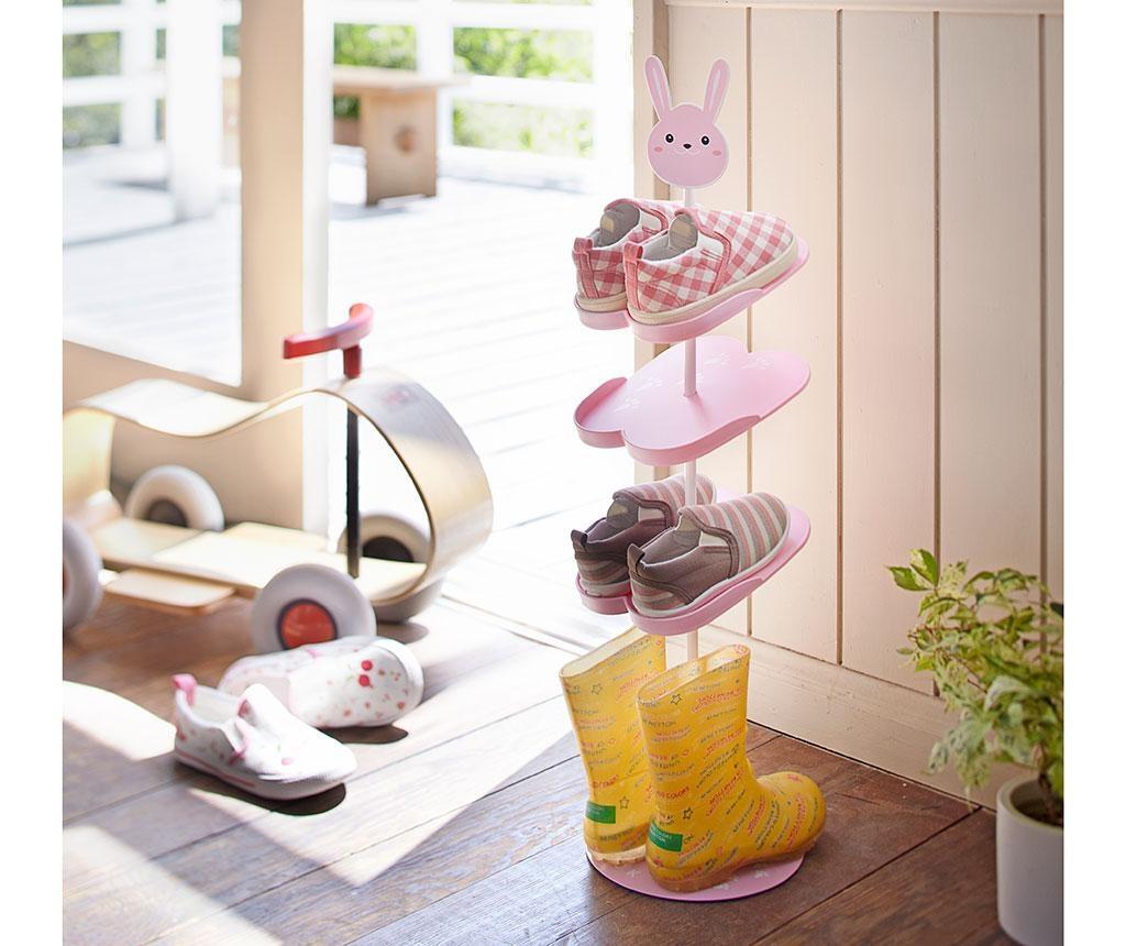 Dziecięca etażerka na buty Rabbit