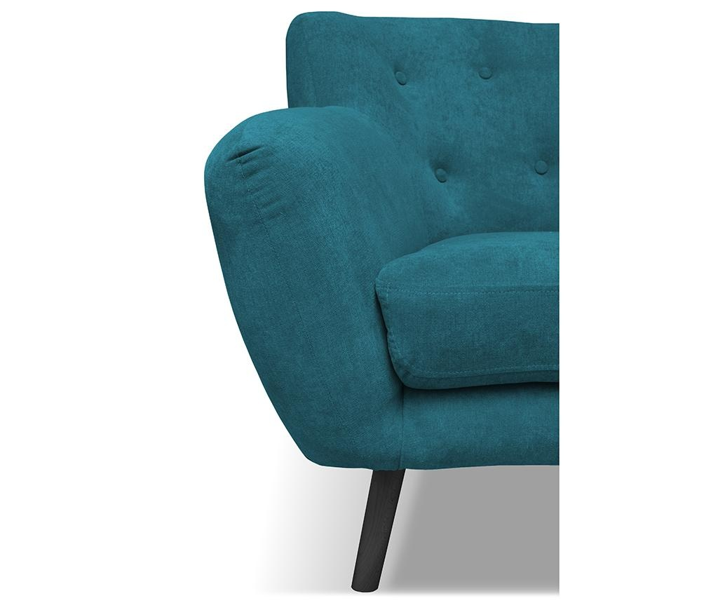 Kauč trosjed Hampstead Poly Turquoise