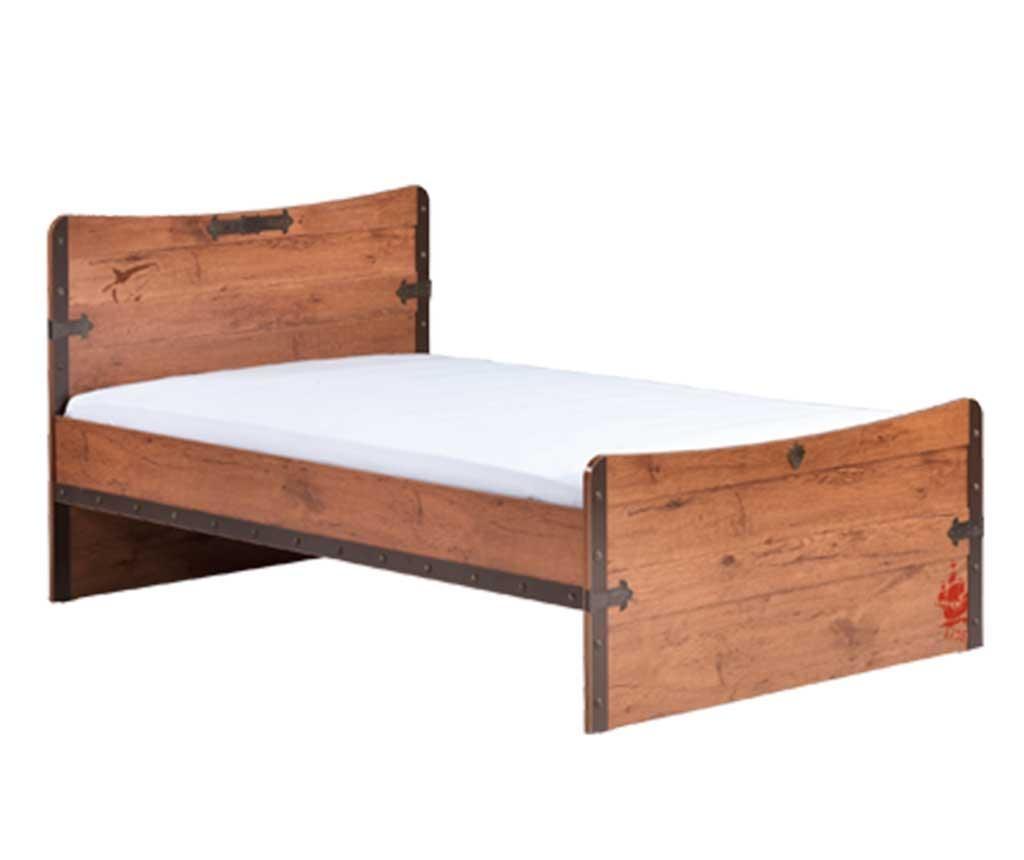 Cadru de pat pentru copii Pirate