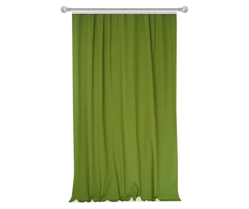 Draperie Simple Green 170x270 cm