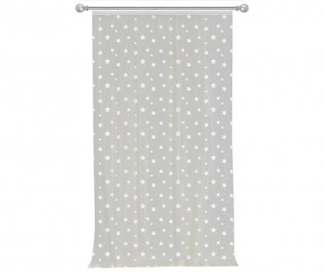 Závěs Stars Grey 140x270 cm