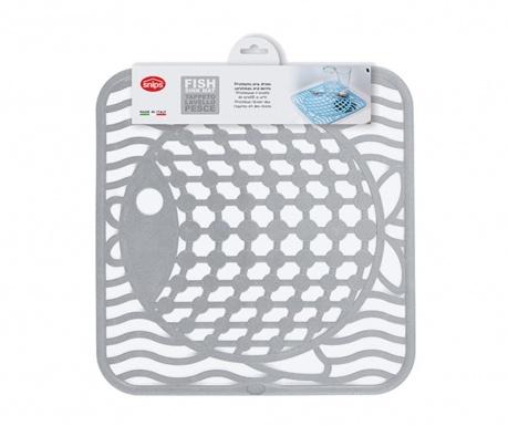 Fish Grey Védőlap mosogatókagylóba