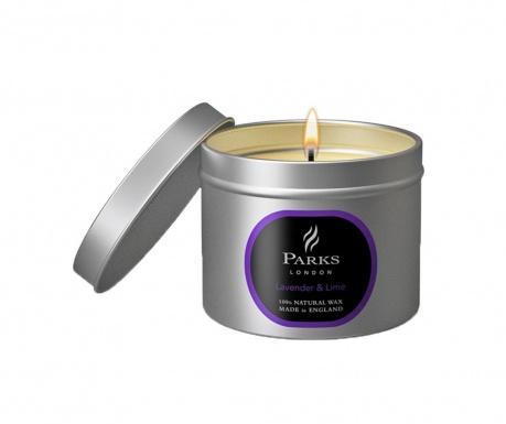 Dišeča sveča Parks Compact Lavender & Lime