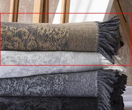 Pokrivač Presley Ochre 130x170 cm