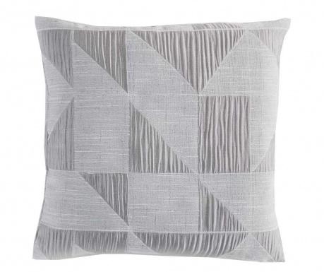 Fata de perna Victoria Light Grey 40x40 cm