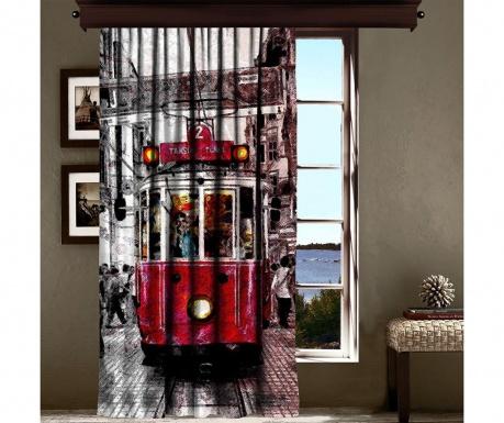 Zastor Street Car 140x260 cm