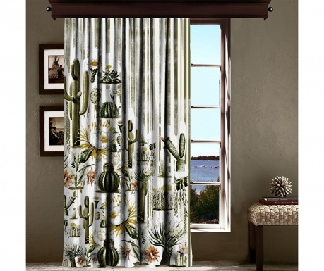 Draperie Cactus 140x260 cm