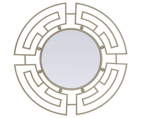 Огледалo Jalal Silver
