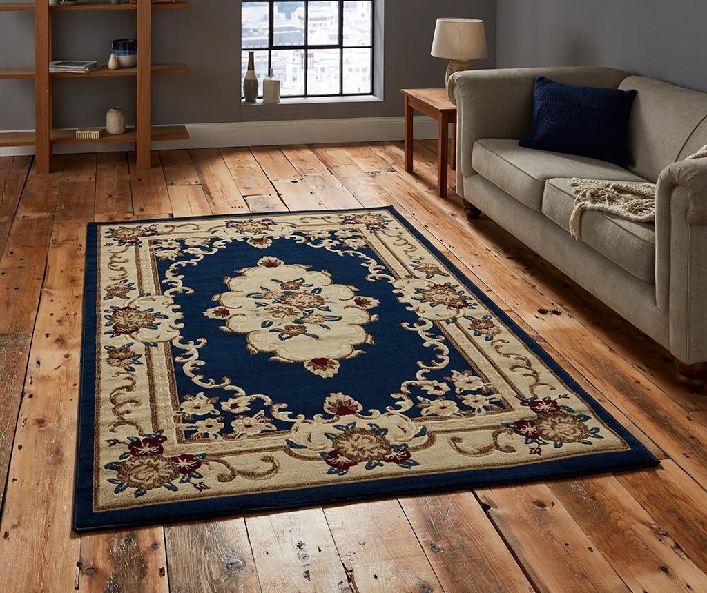 Marrakesh Dark Blue Szőnyeg 180x270 cm