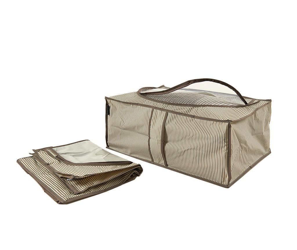 Set 2 zaščitnih vreč za shranjevanje Rubel