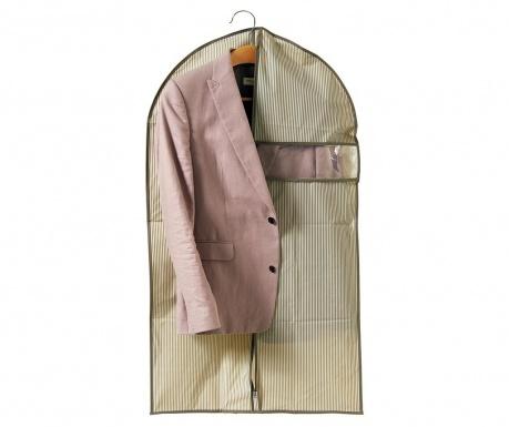 Zaščitna vreča za oblačila Easy Stripes 61x160 cm