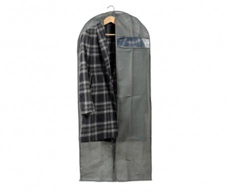 Zaščitna vreča za oblačila Easy Ash Grey 61x137 cm