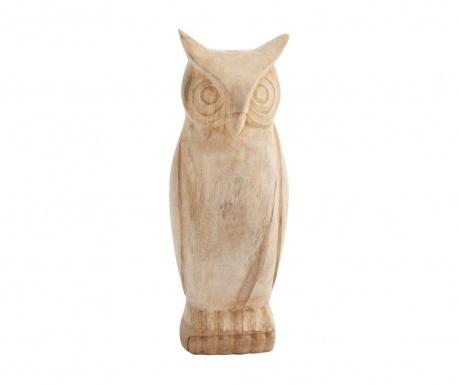 Natural Owl Dísztárgy