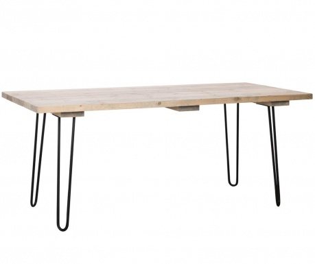 Stôl do exteriéru Debora Natural