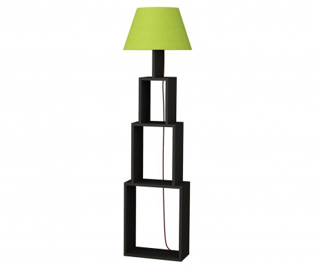 Lampadar Tower  Anthracite Green