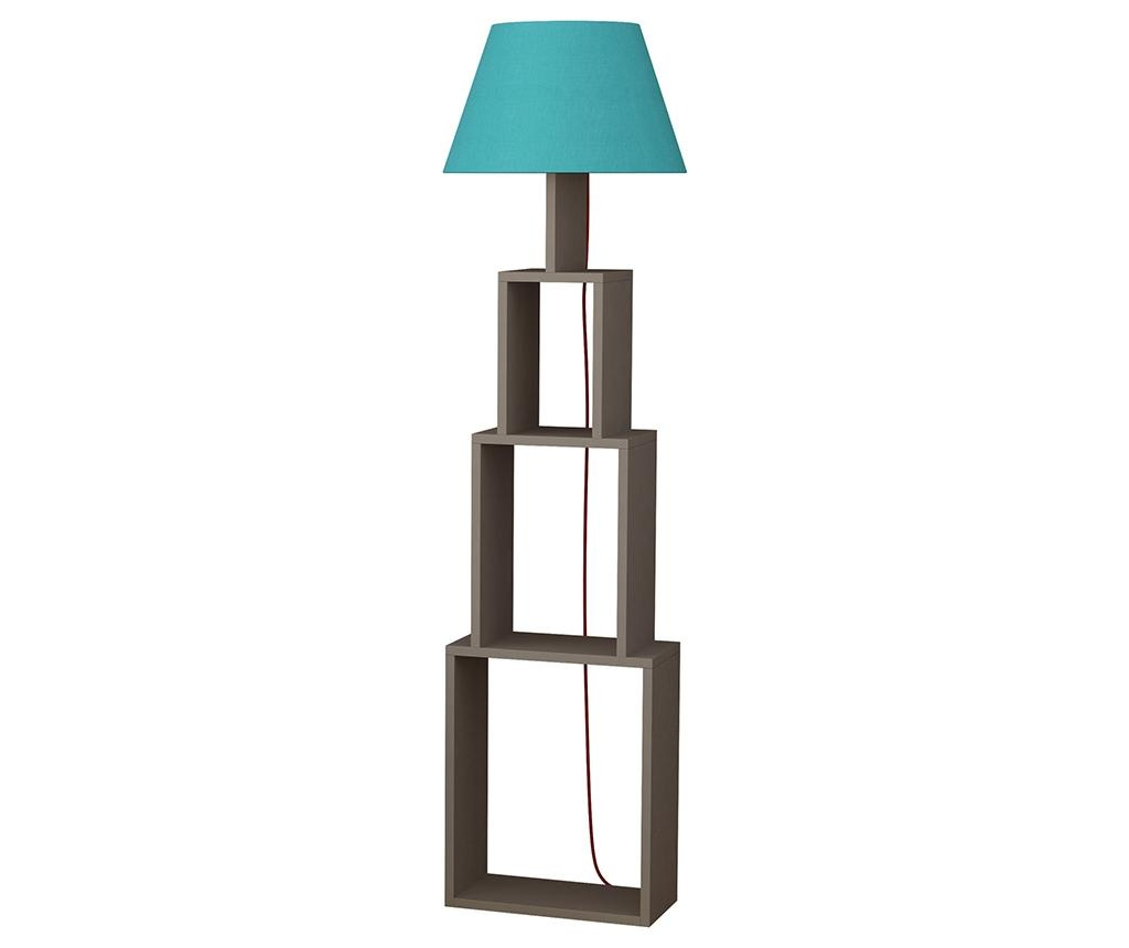 Lampadar Tower  Light Mocha Blue