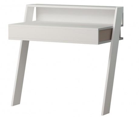 Psací stůl Cowork  White