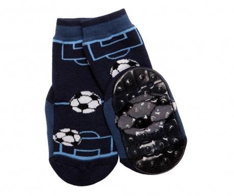 Чорапи с нехлъзгаща се подметка Football