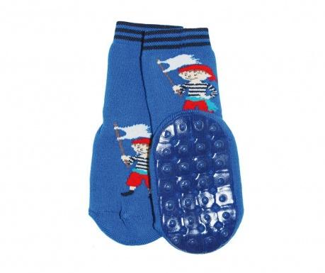 Чорапи с нехлъзгаща се подметка Sailor