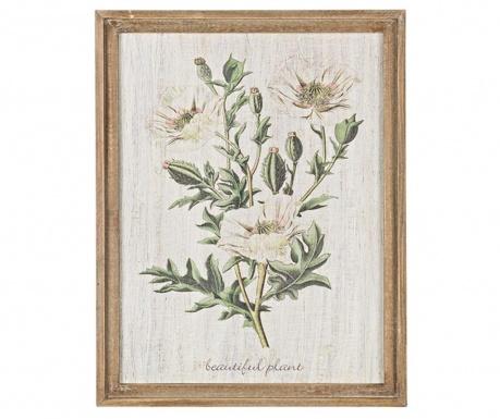 Greenery Plant Festmény 35x45 cm