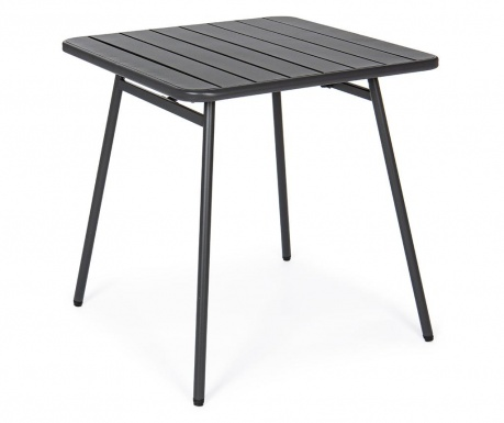 Vrtna miza Kermit Dark Grey