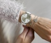 Ženski ručni sat Emily Westwood Shine Classic White